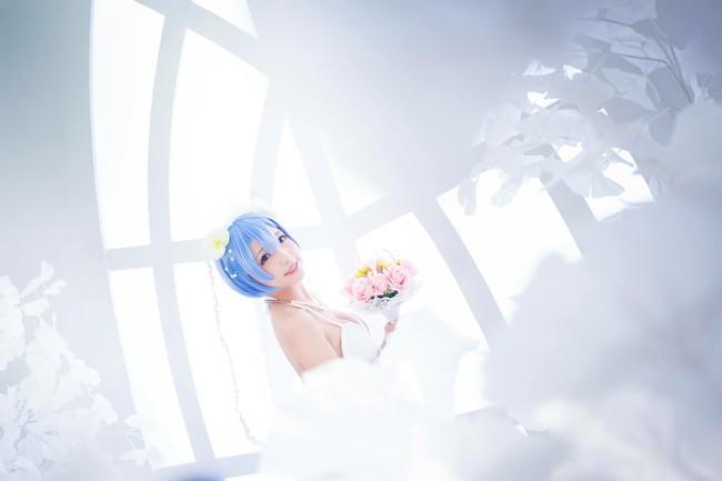 ~蕾姆婚紗~