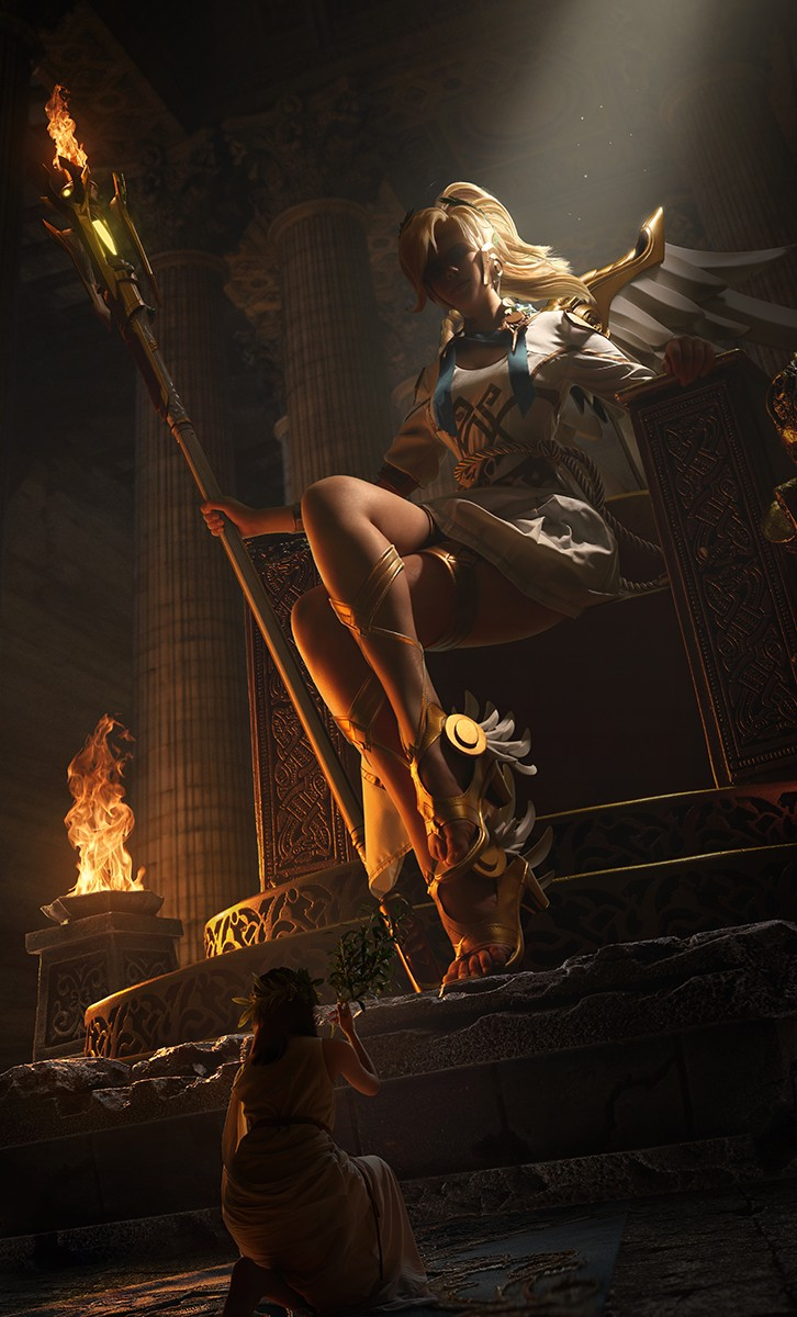守望先锋 Valkyrie天使胜利女神