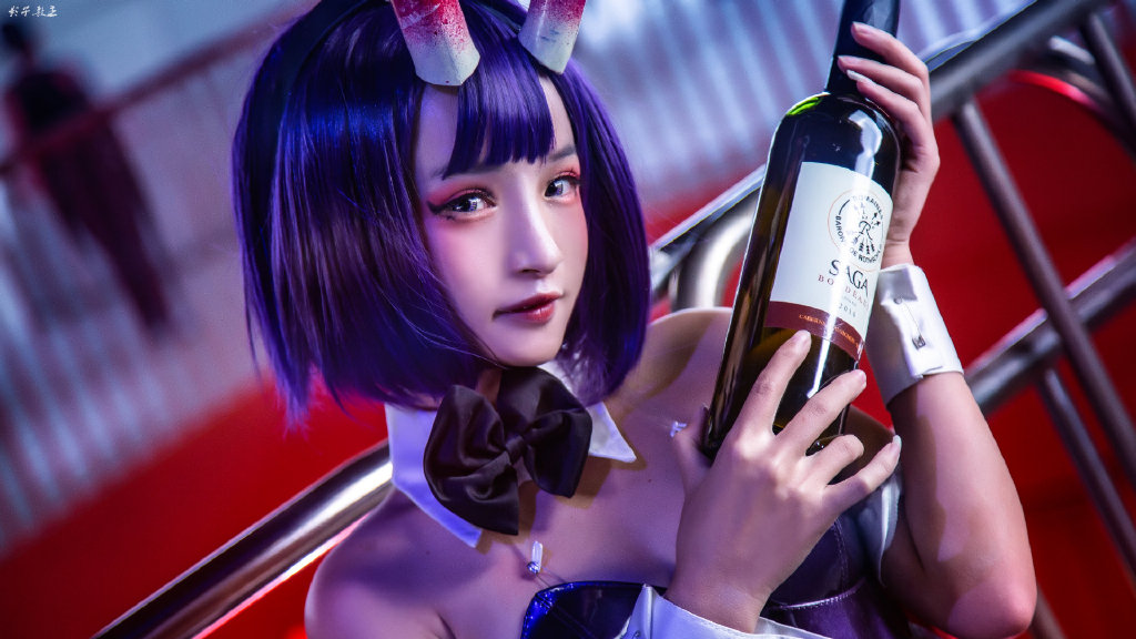 酒吞童子 同人兔女郎