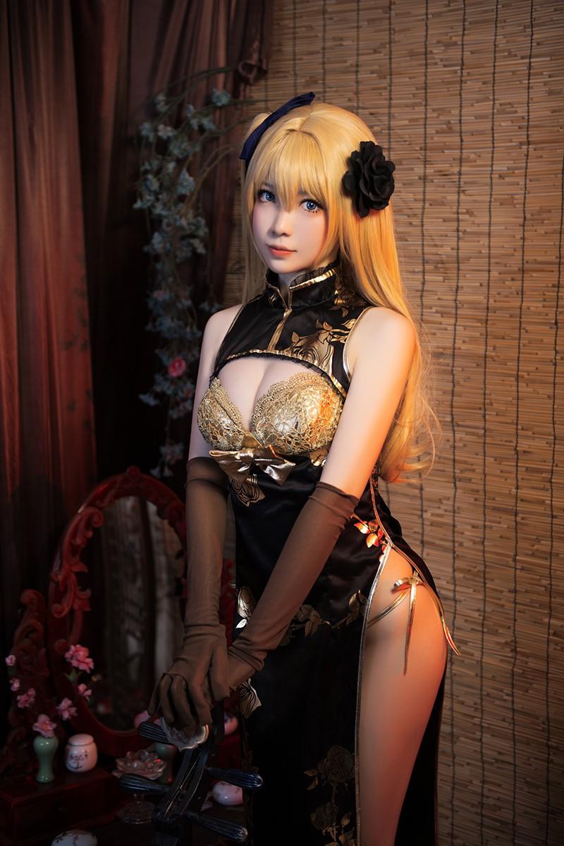 金莲-旗袍Ver.