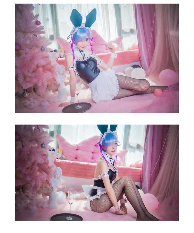 蕾姆兔女郎