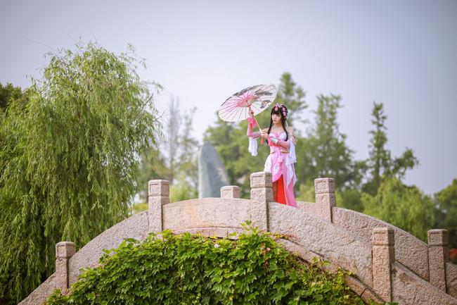 王者荣耀 甄姬游园惊梦