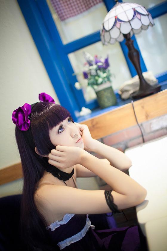 五更琉璃-黑猫手办版黑裙Ver