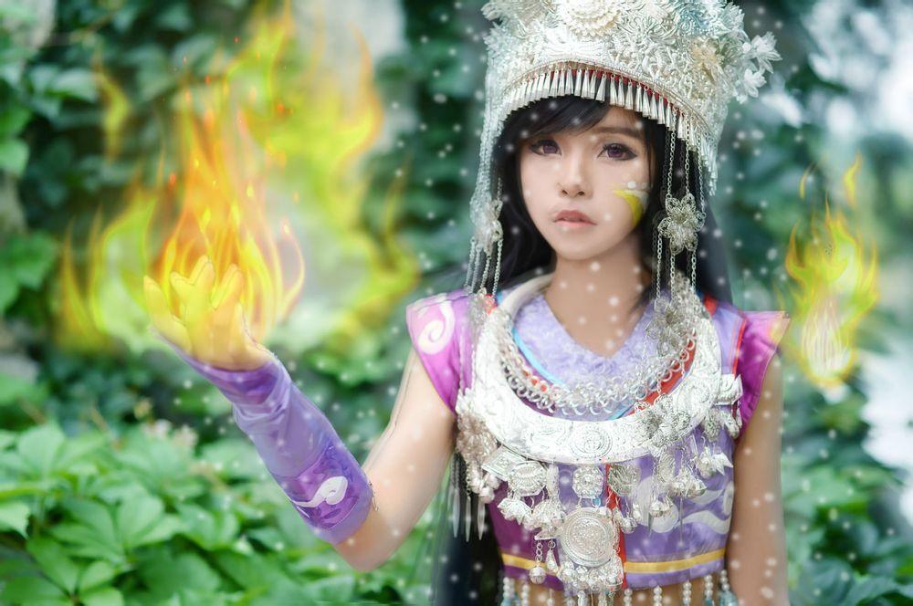蜀山石兰——虞,就是天上的小雨