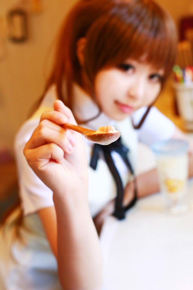 《迷糊餐厅》种岛白杨清纯COS图