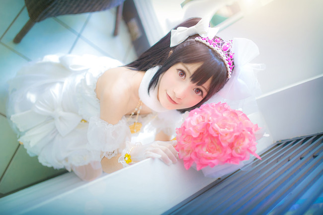 #LoveLive!#矢泽妮可婚纱觉醒