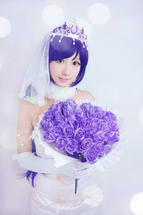 呐,愿意娶我吗?