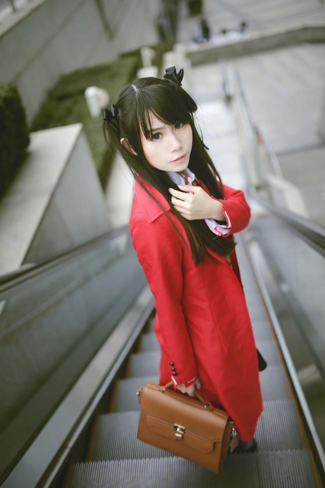 Fatestaynight-UBW-远坂凛
