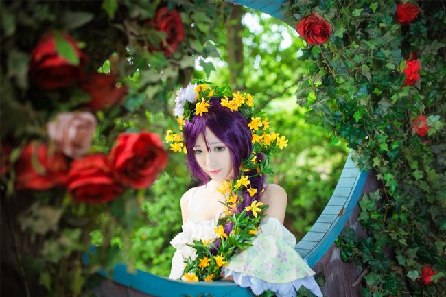 长发公主 东条希 童话 Ver.