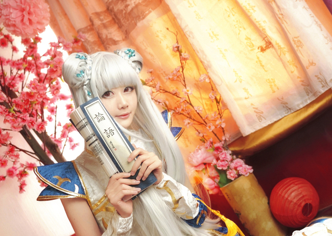 【剑网三】—皇宫小旗袍萝莉—
