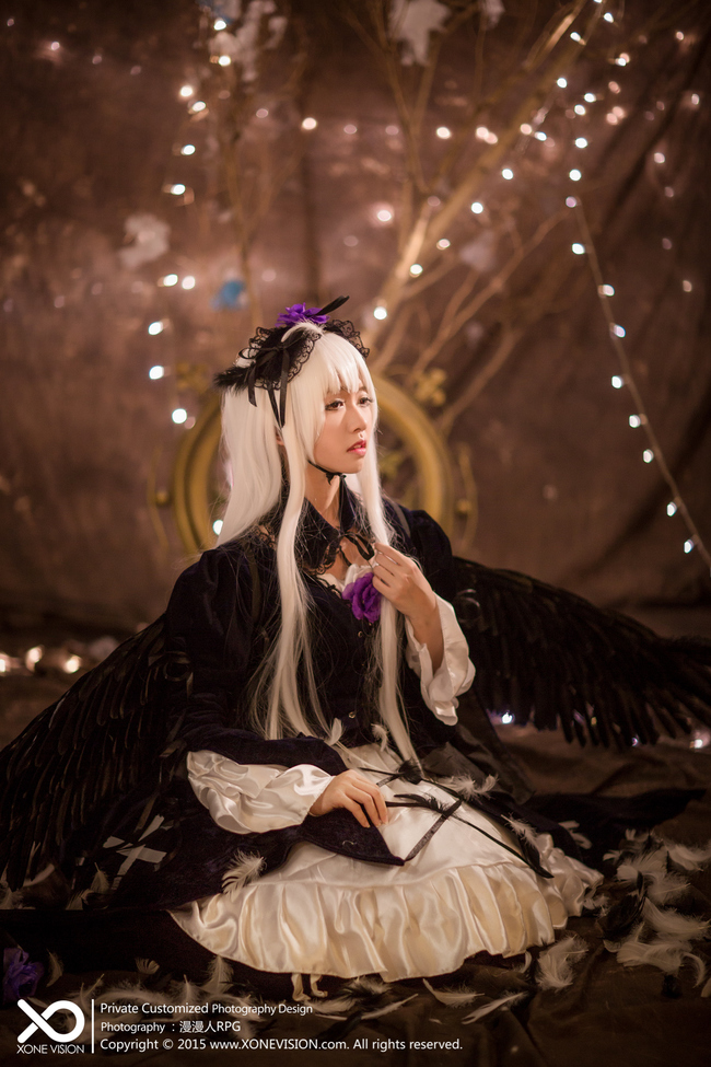《蔷薇少女》第一人偶 水银灯