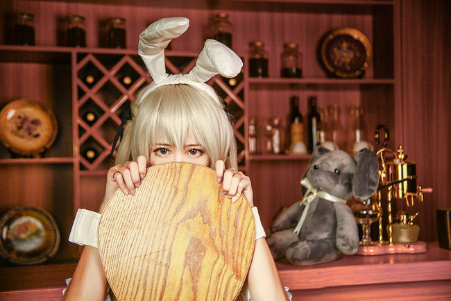 春日野穹兔女郎