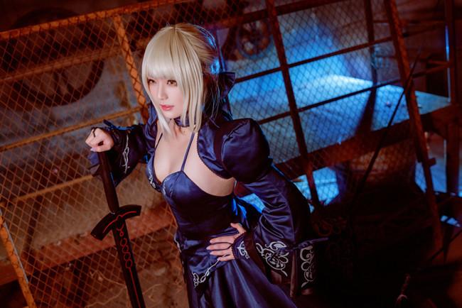 黑saber