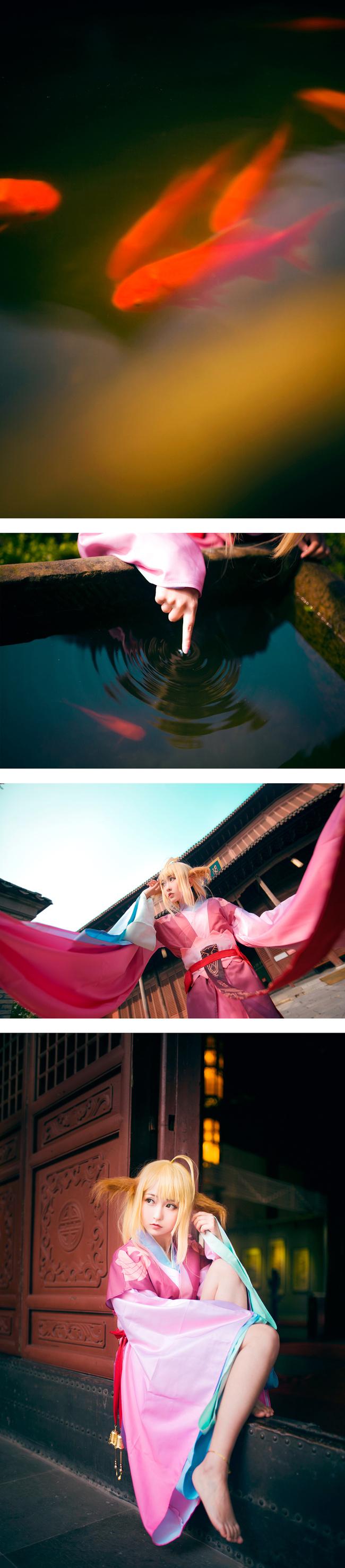 ★狐妖小红娘★涂山红红cos★