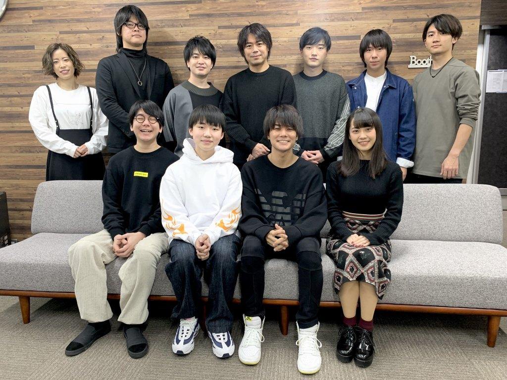 TV动画「游戏王SEVENS」公开主视觉图 4月4日开播!