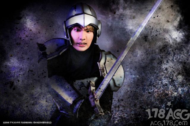 舞台剧「盾之勇者成名录」公开第3弹角色视觉图,3.27上演