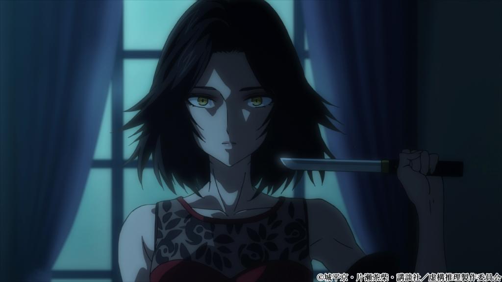 TV动画「虚构推理」第十话先行图公开!