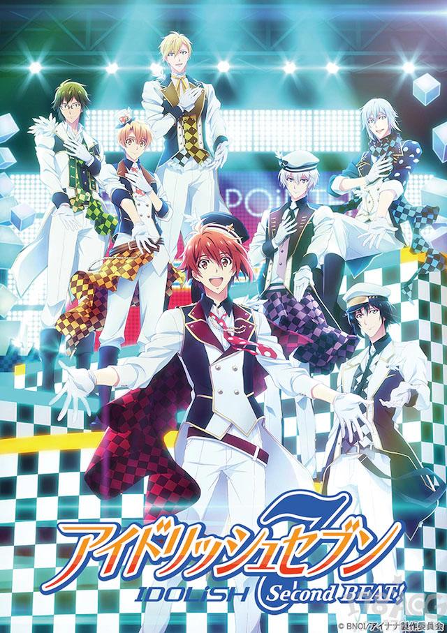 「IDOLiSH7」第二季公开PV第2弹,4月5日开播