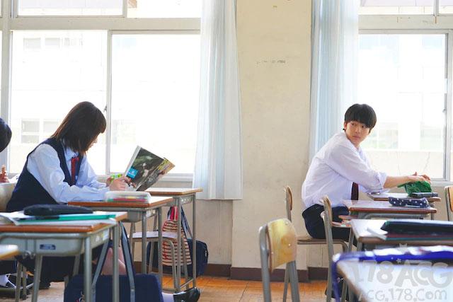 「攀岩的小寺同学」剧照公开,6.5上映~