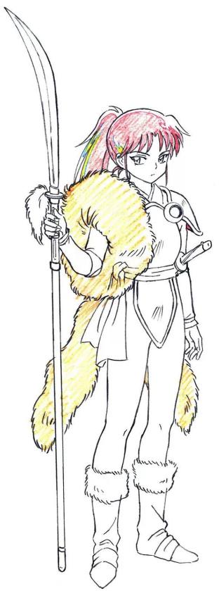 「犬夜叉」后续篇「半妖的夜叉姬」宣布动画化