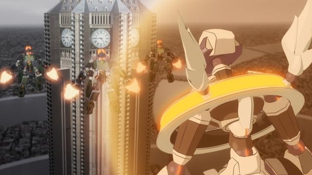 春季动画「聆听者」第7话「愤怒之日」的先行镜头发布!