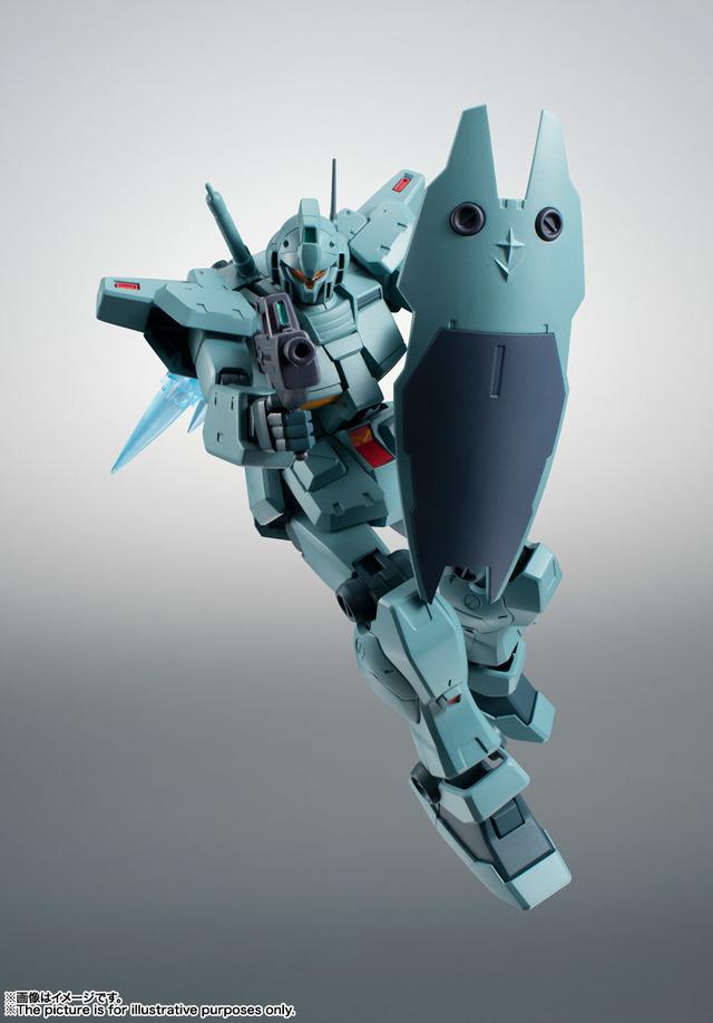 「机动战士高达OL」RGM-79N 特装型吉姆手办发售