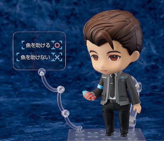 我是康纳 从CyberLife被派遣而来「康纳」粘土人化!