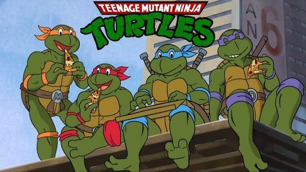 「忍者神龟」将推出全新CG动画电影