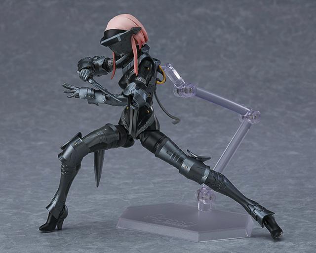 新系列「FALSLANDER」中的漆黑枪骑兵获得商品化