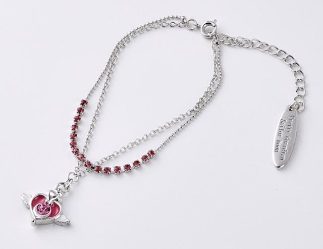 施华洛世奇水晶打造「美少女战士Eternal」番内首饰