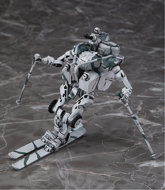 机器人动画「OBSOLETE」巴基斯坦军