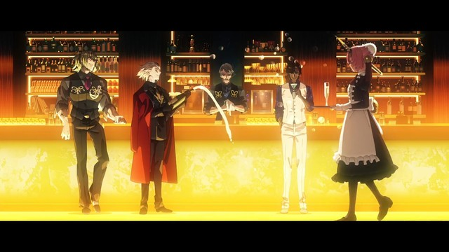 「FateGrand Order」5周年纪念动画PV公开