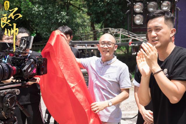 「画江湖之不良人」改编电影「画江湖之不良帅」在横店开机