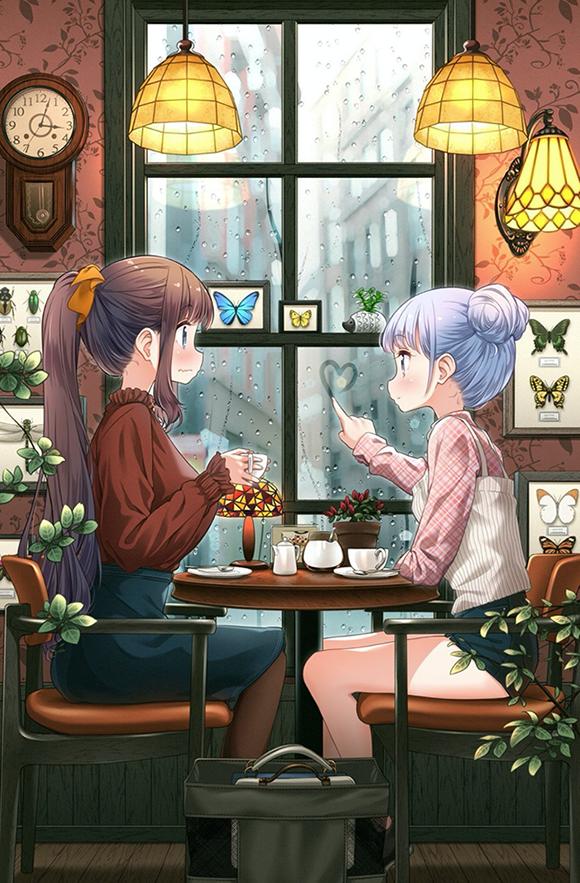 漫画「new game」第11卷彩图公开