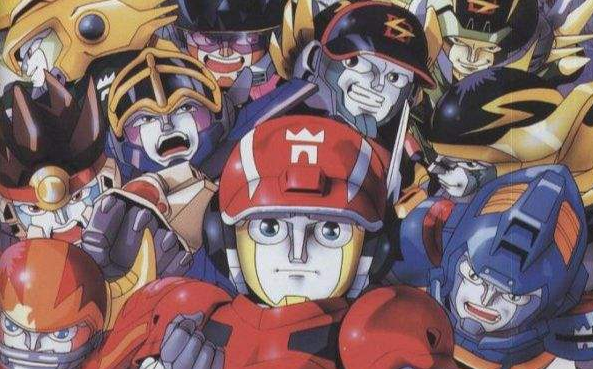 日升动画机器人系动画展9.15日开幕 魔神英雄传等参展