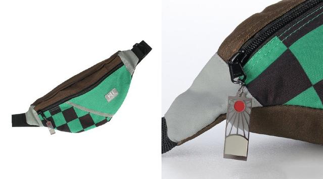 """日本品牌""""MEI""""×「鬼灭之刃」推出合作款包包周边"""
