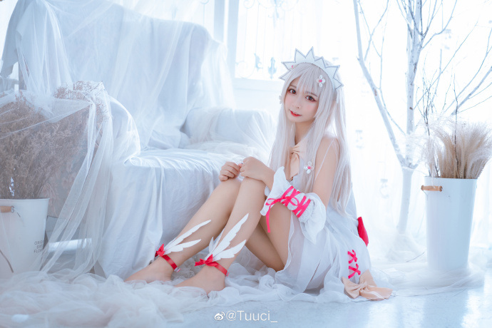 【COS正片】Fate/GrandOrder伊莉雅cos