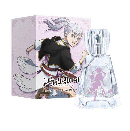 「黑色五叶草」角色印象香水现已发售