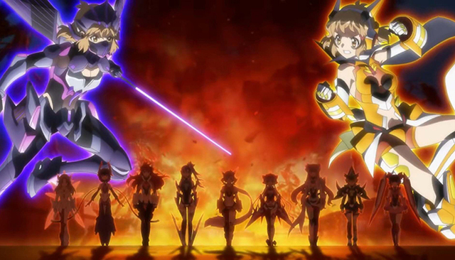 「战姬绝唱Symphogear XD Unlimited」公开新OP