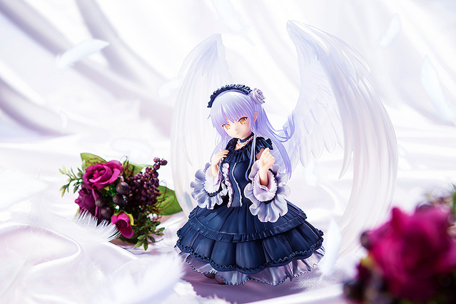 chara-ani即将推出「Angel Beats」立华奏 哥德萝莉ver. 手办