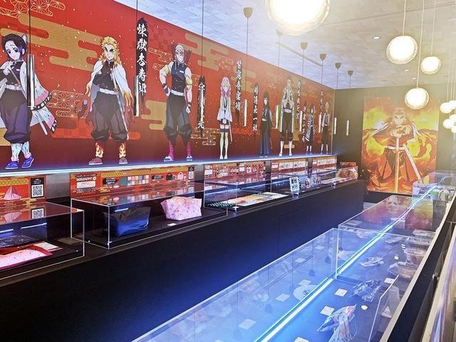 「鬼灭之刃」首家联动罗森店将于10月13日开业