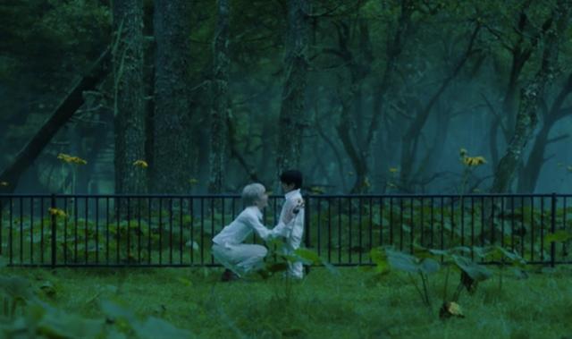 漫改剧「约定的梦幻岛」主题曲预告公开