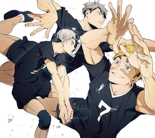 「排球少年」第四季OP2CD今日公开发售