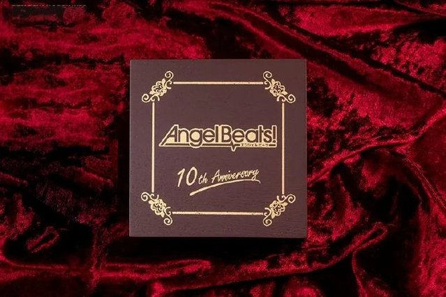 TV动画「Angel Beats!」播放10周年纪念特制八音盒公开