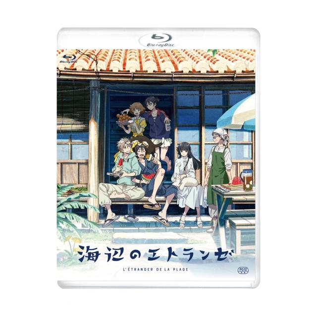 剧场版动画「海边的异邦人」BD&DVD公开发售情报