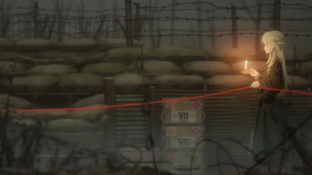 电视动画「战翼的希格德莉法」ed动画公开