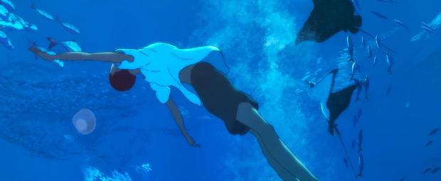 动画电影「海兽之子」公开舞蹈宣传片