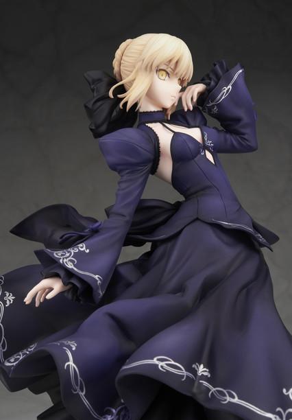 「Fate Grand Order」阿尔托利亚•潘德拉贡(黑化)手办再版开订