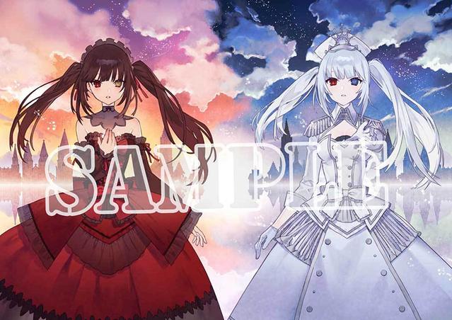 剧场版动画「DATE·A·BULLET」BD包装封面公布