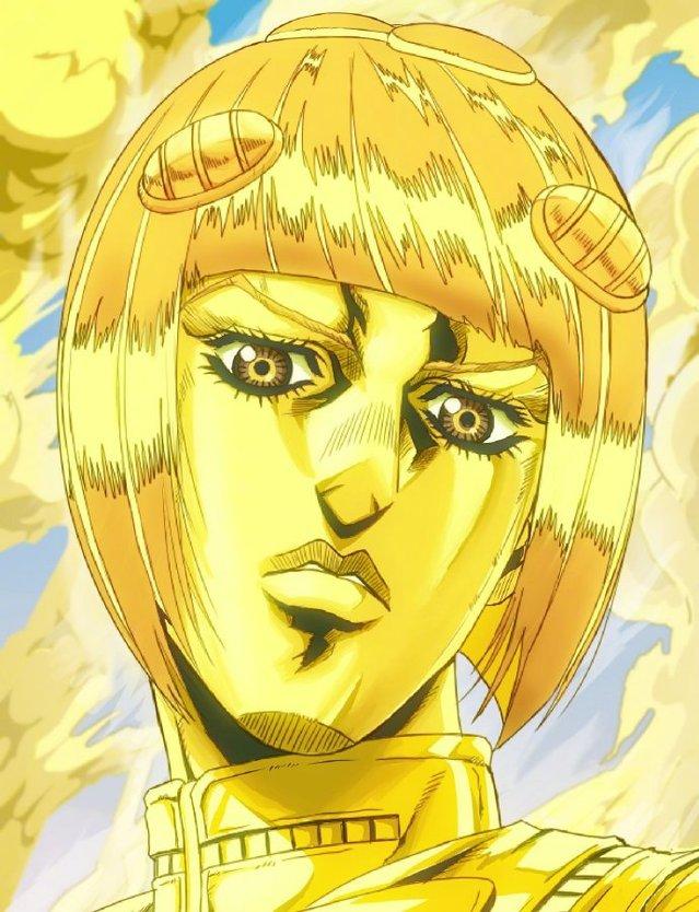 「JOJO:黄金之风」总作画监督石本峻一绘制布加拉提公开